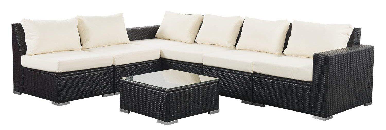 Rattan Outdoor Sectional Sofa