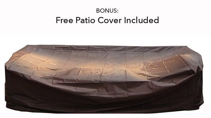 Ohana Patio Furniture Cover