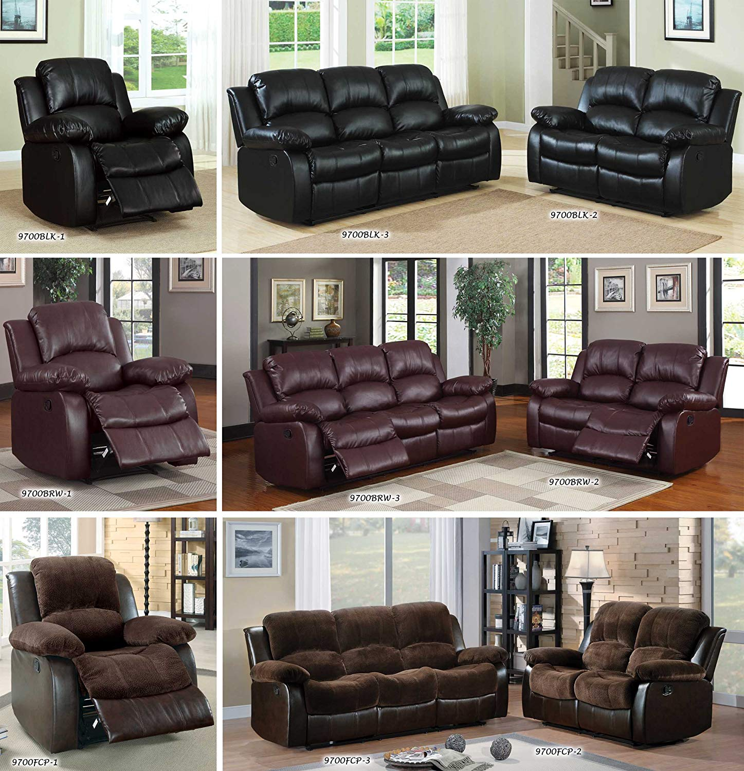 Best Prices On Sofas: Best Prices Homelegance Leather Reclining Sofa Review