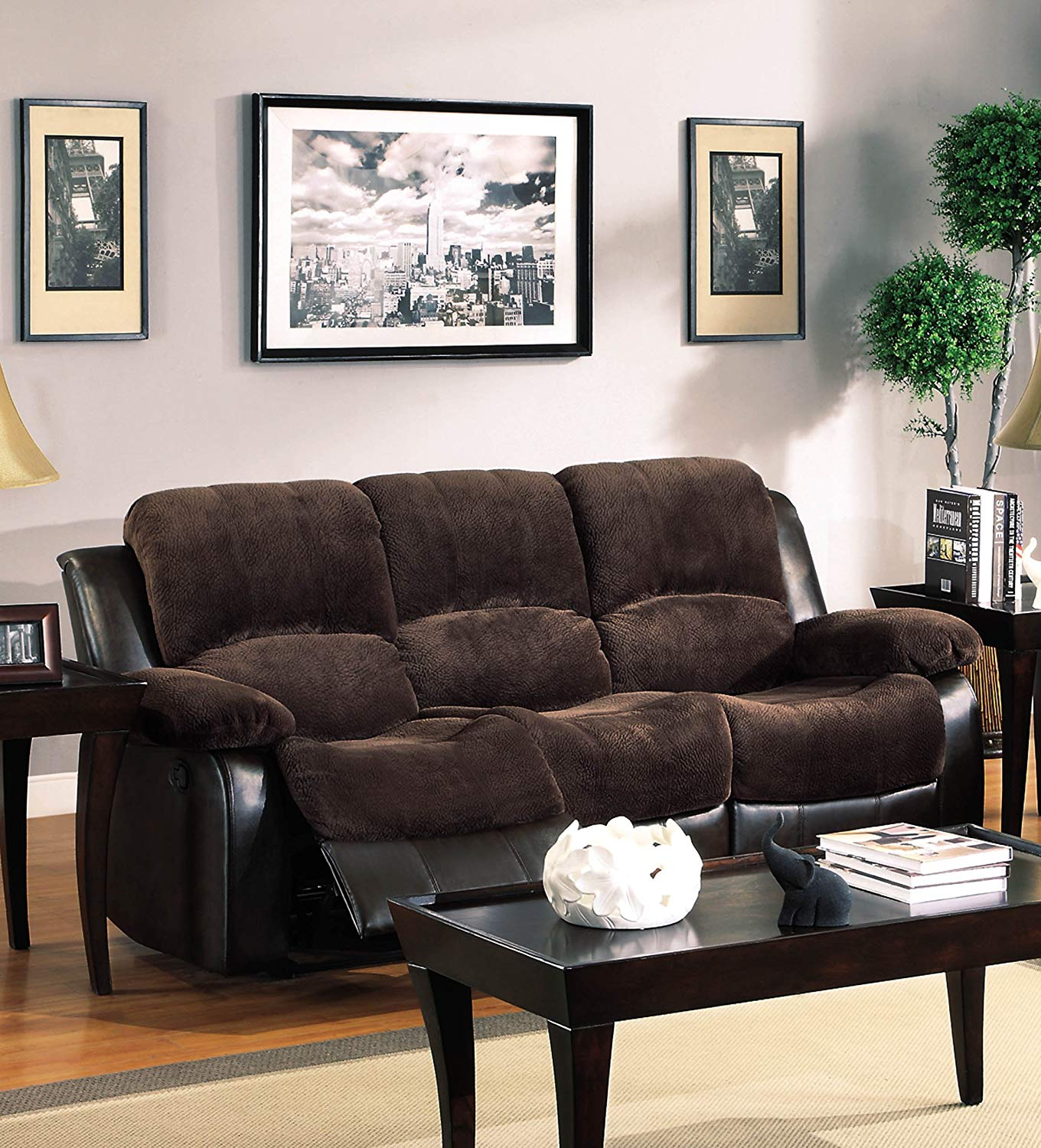 Leather Sofa Price: Best Prices Homelegance Leather Reclining Sofa Review