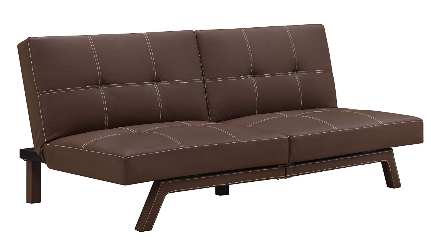 Brown Futon Couch