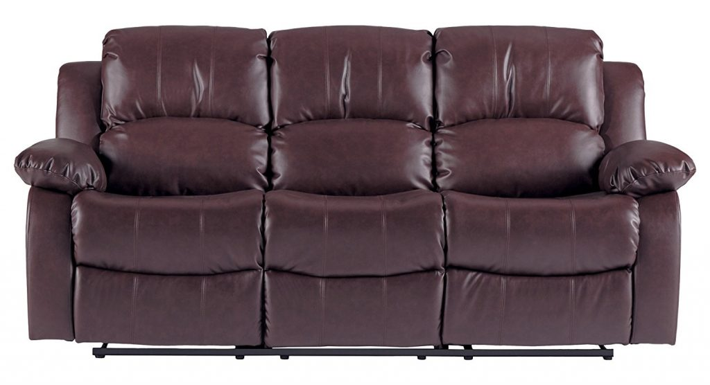Homelegance Leather Sofa