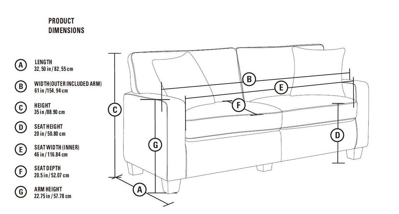 RTA Sofa