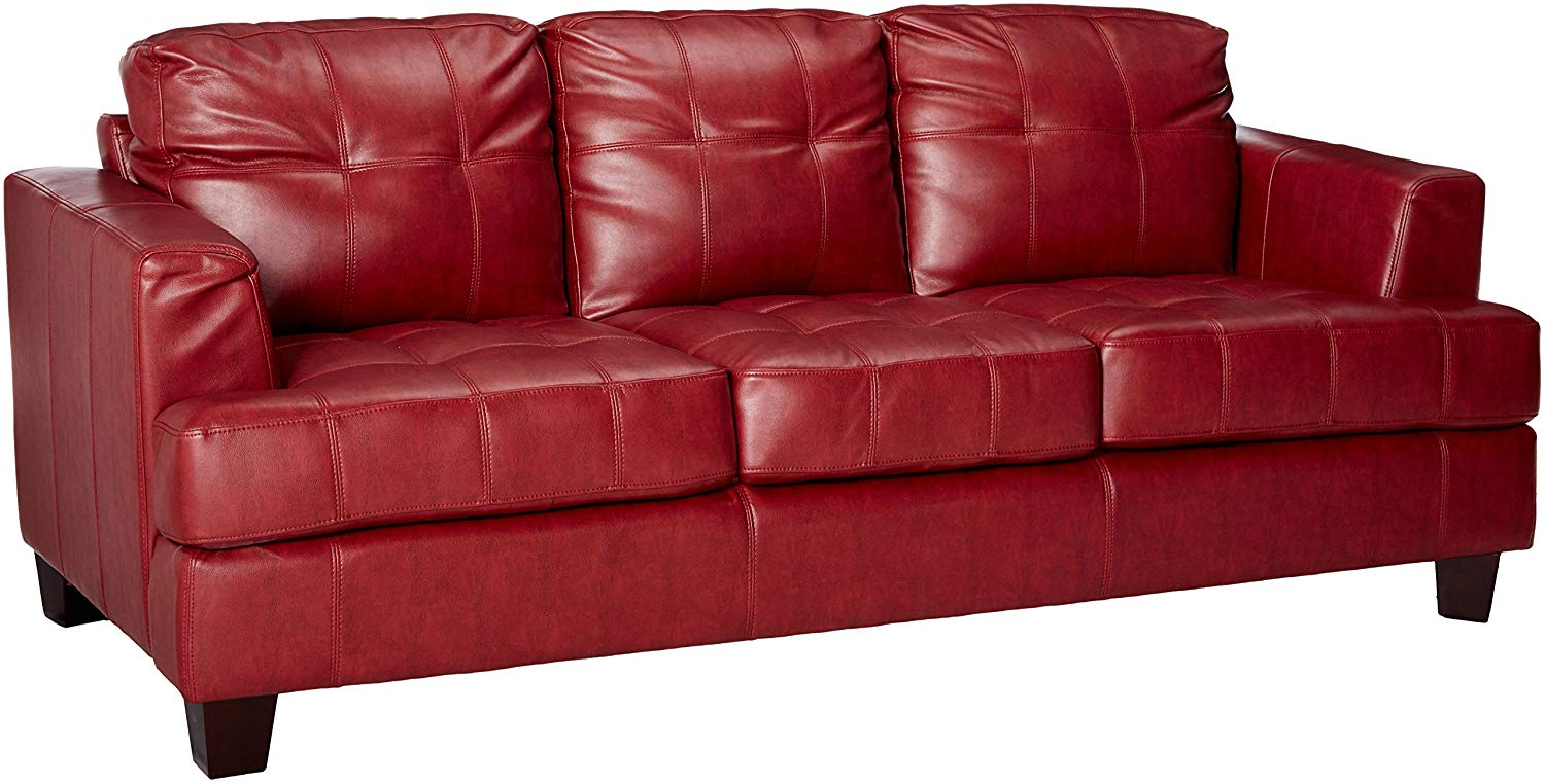 The Truth About Red leather Sofa in 3 Minutes