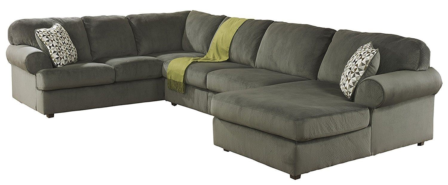 The Greatest Ashley Furniture Sectional Sofa In Pewter Fabric Review
