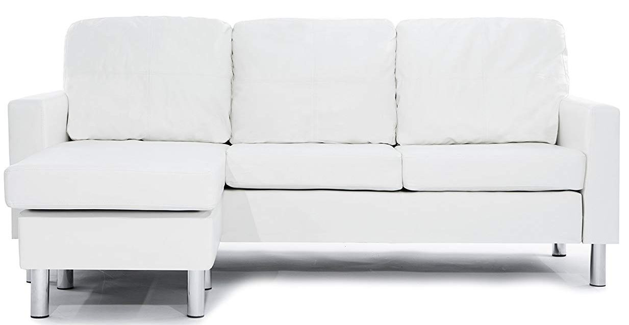 Bonded Leather Couch