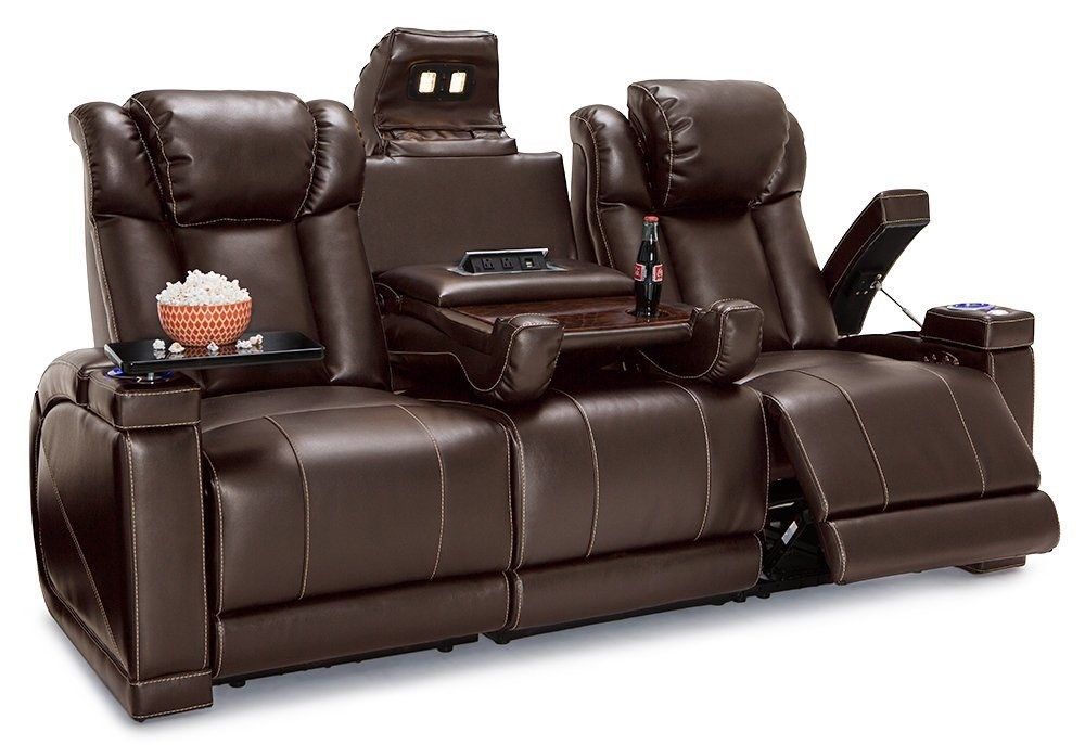 Lowest Prices Delange Power Reclining Sofa Review- Free ...