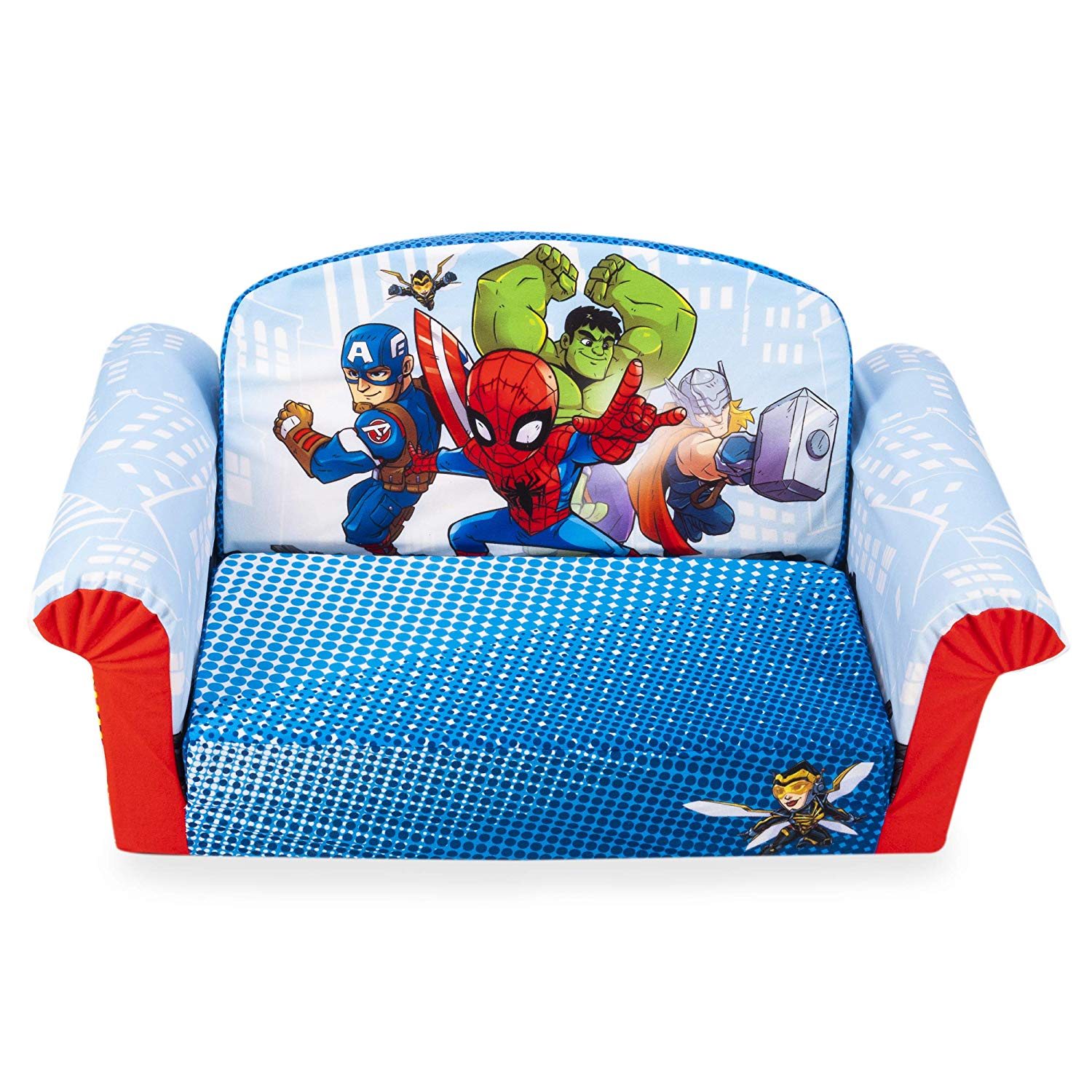 Top 10 Kids Fold Out Couch Review   Durable & Free Shipping