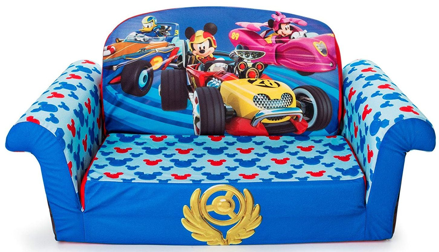 Mickey Mouse Flip Open Sofa