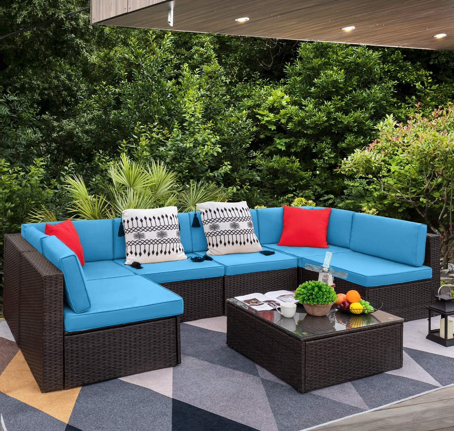 Outdoor Sectional Set