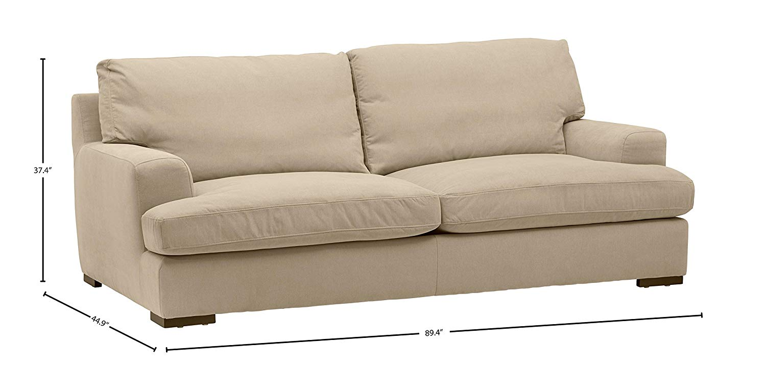 Overstuffed Sofa Sets