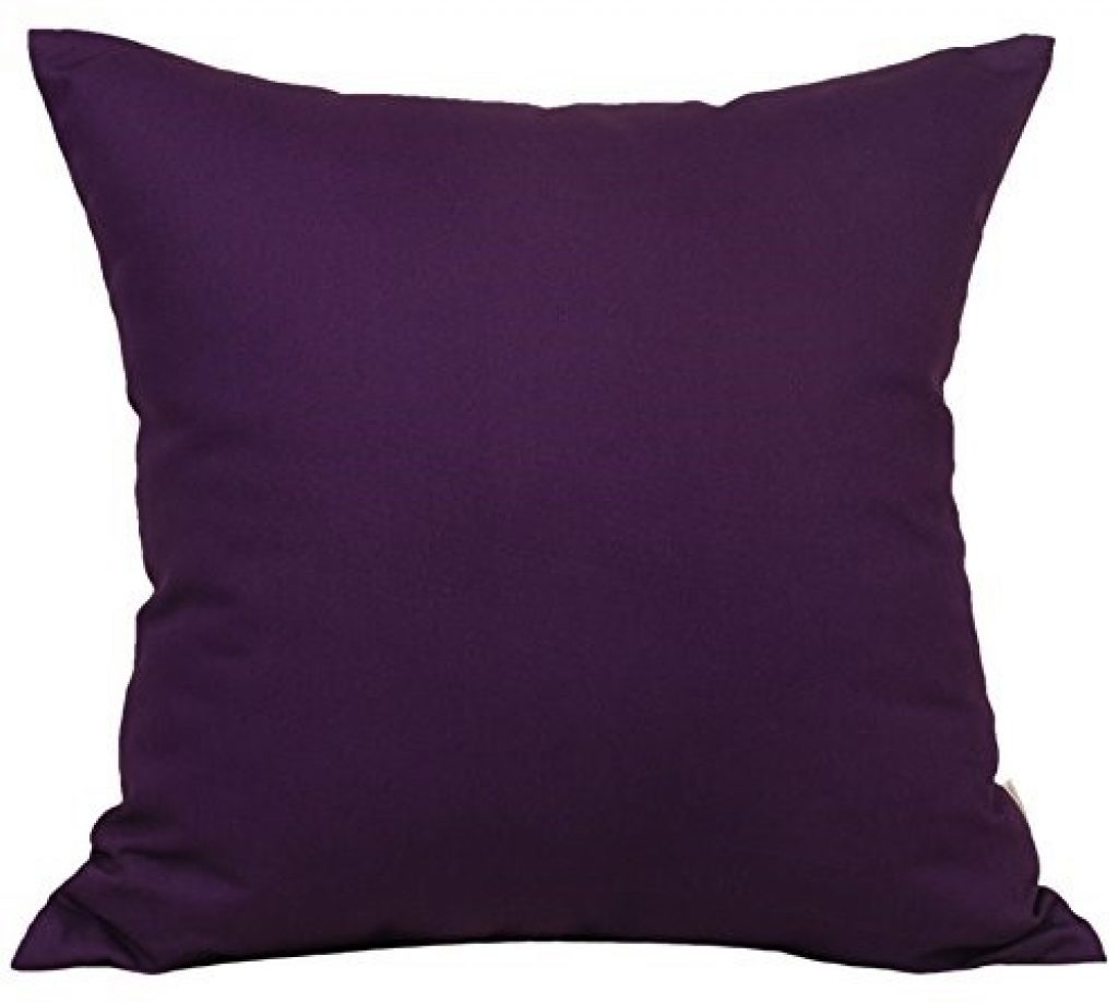 Top Five Sofa Purple Throw Pillows Cover Review 2019