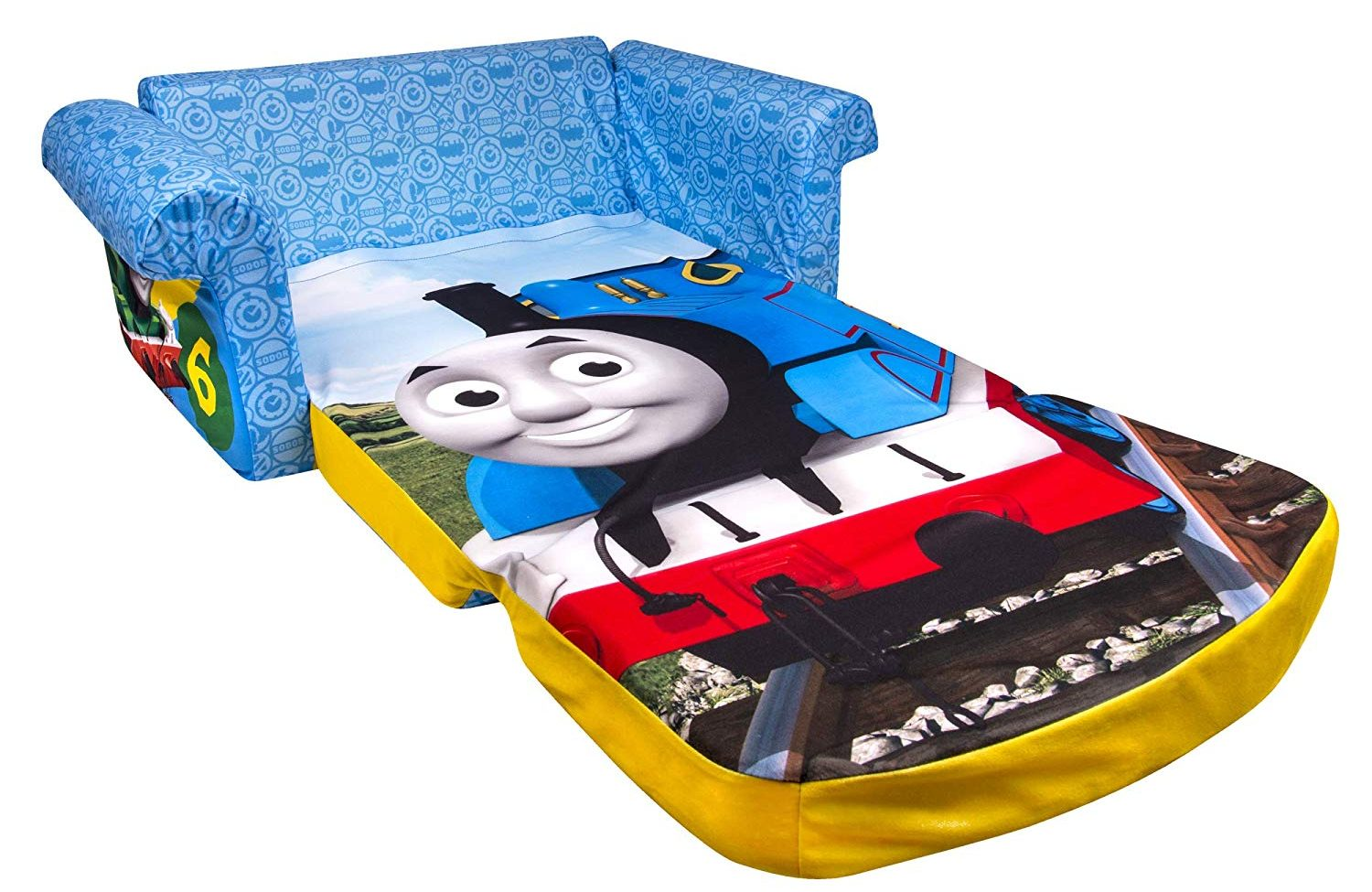 Thomas The Train Flip Open Sofa