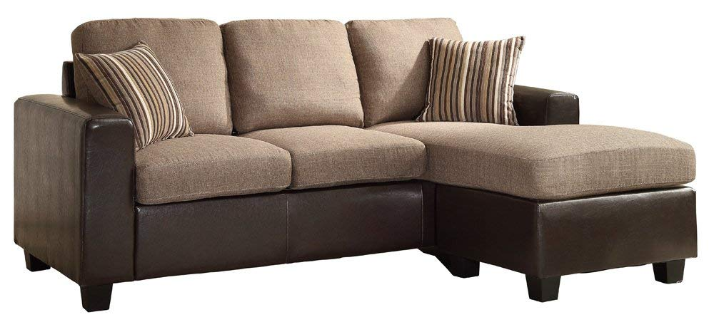 Reversible Sectional Sofa