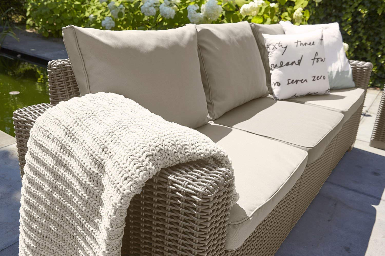 Outdoor Patio Sofa