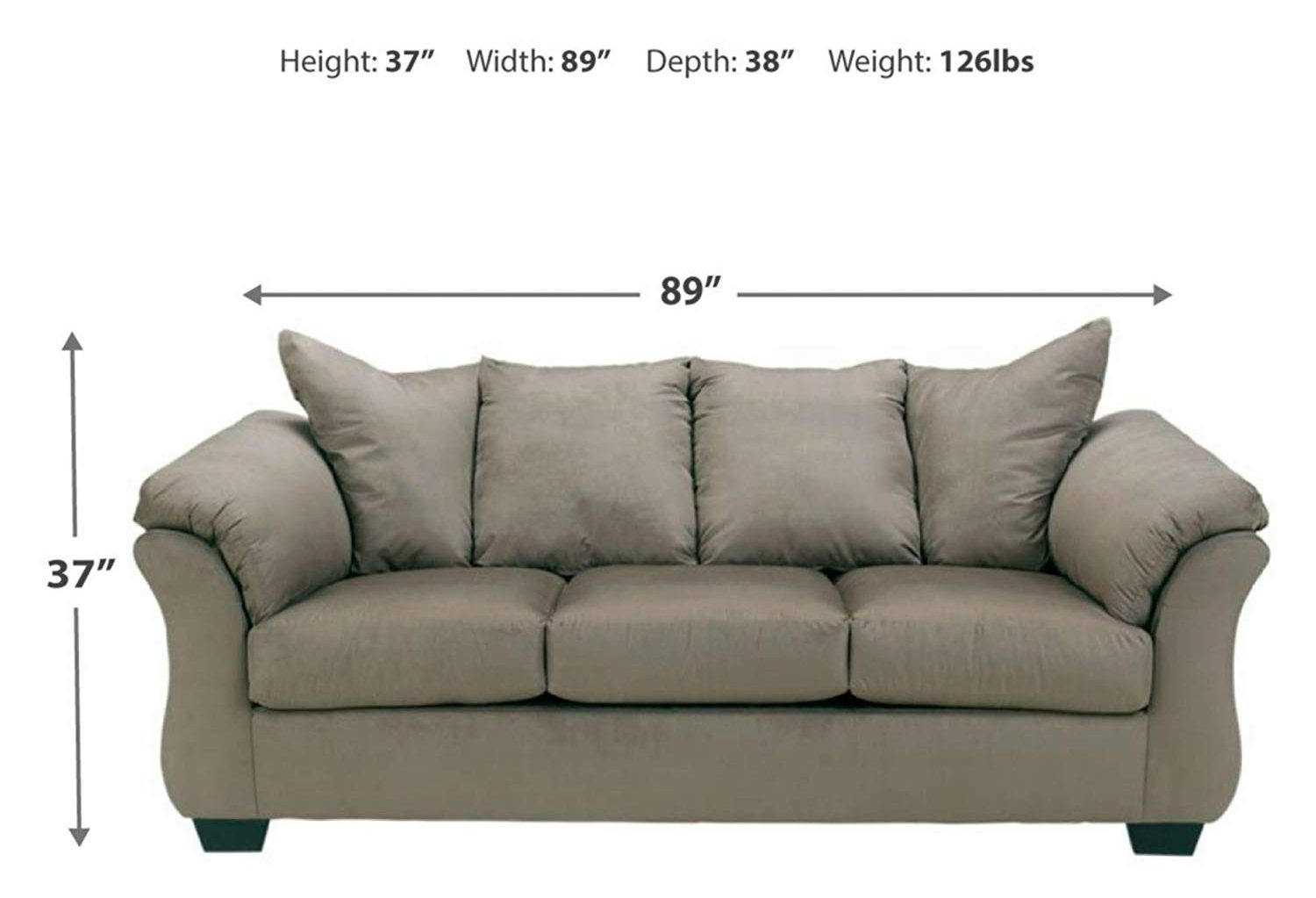 Ashley Darcy Sectional