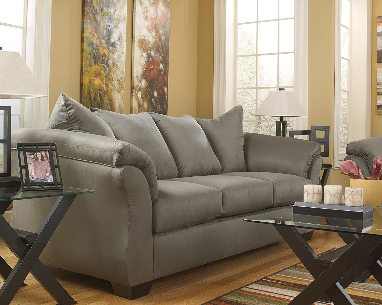 Ashley Darcy Sofa set