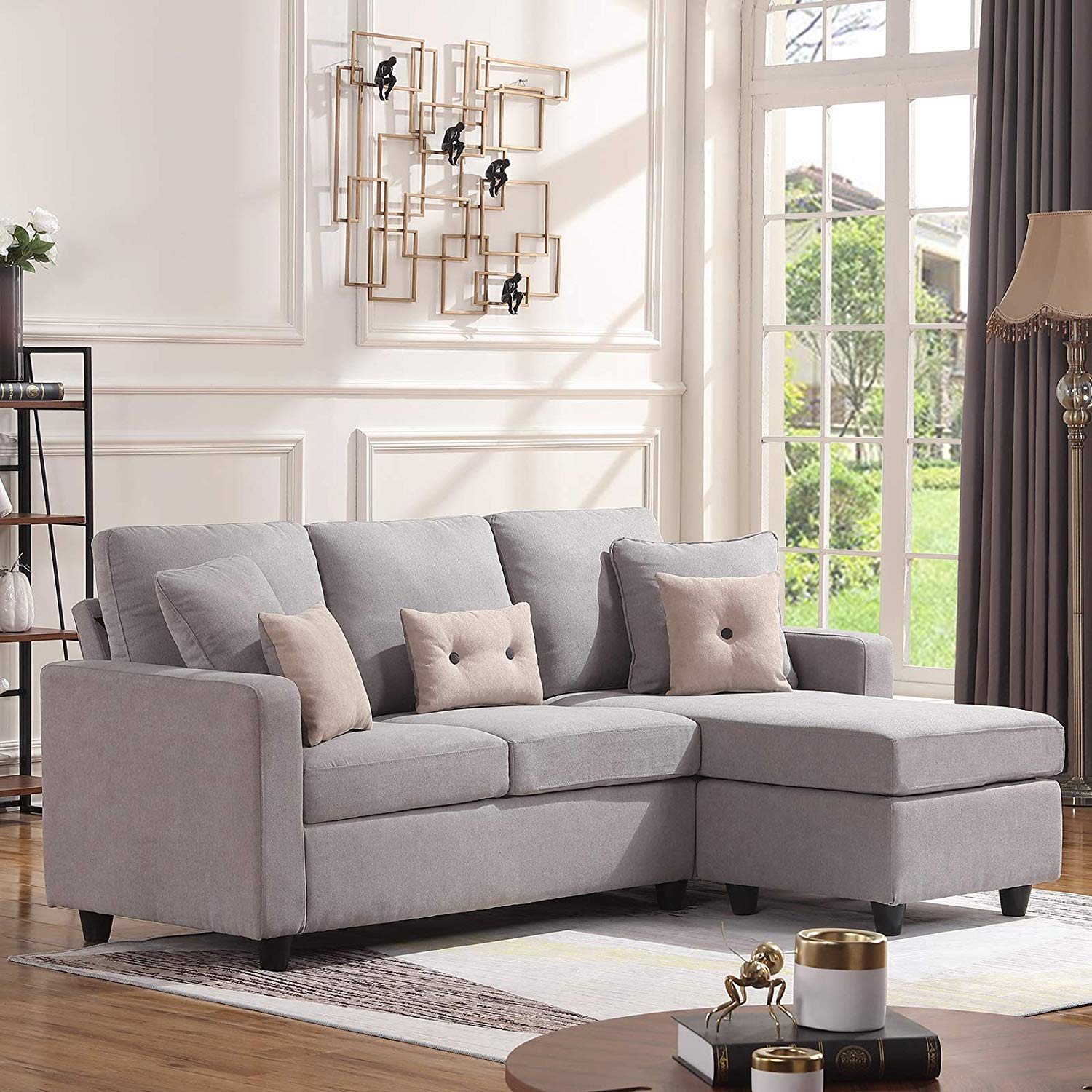 Convertible Sectional Sofa