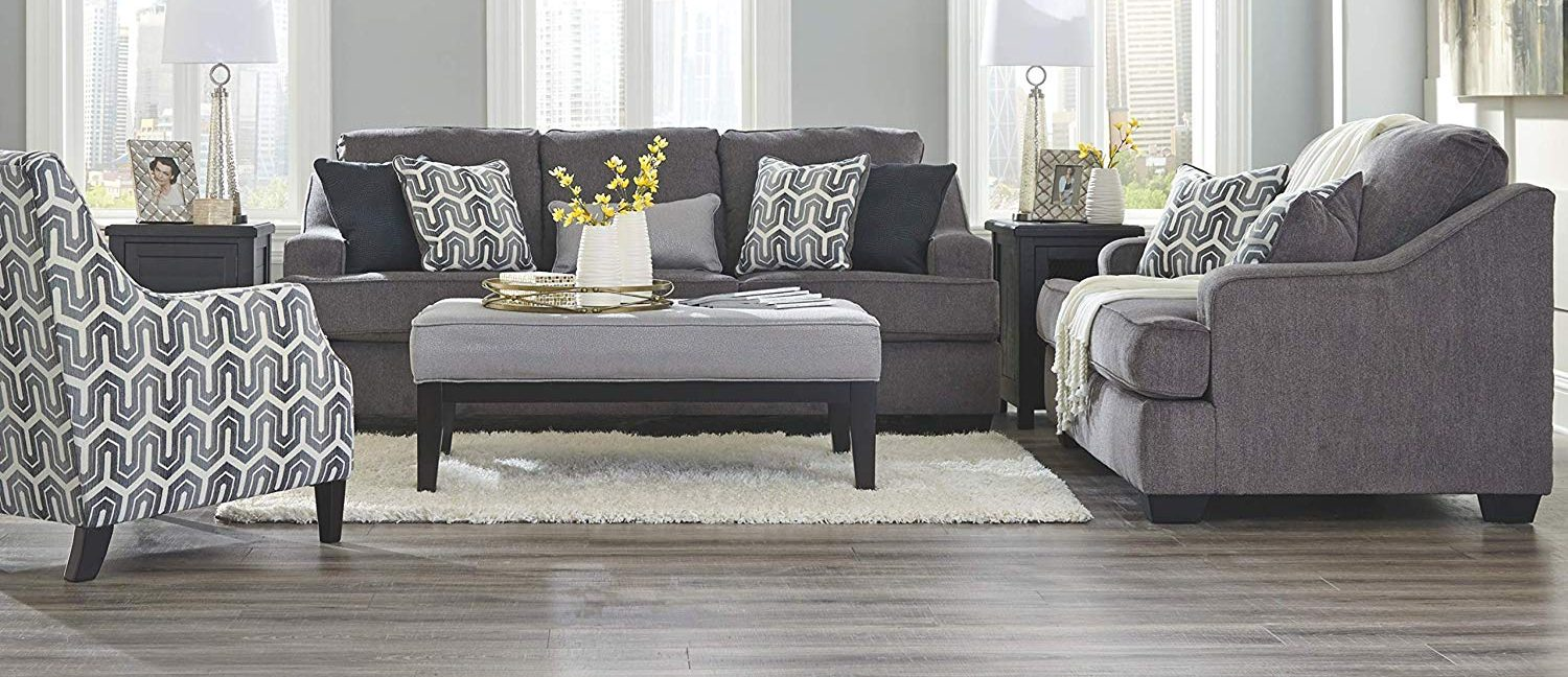 Gray Sectional Couch
