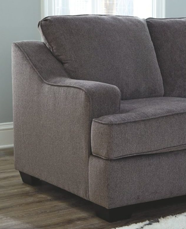 Gray Sectional Sleeper