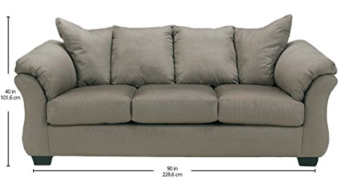 Gray Sectional Sofa Set