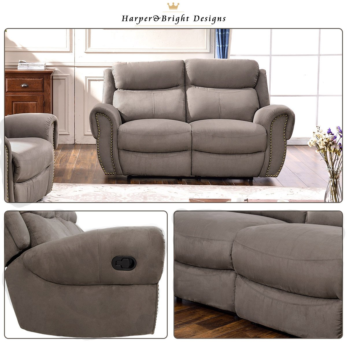 Fabulous Best Loveseat Recliner Under 500 For Your Living Room Space Pabps2019 Chair Design Images Pabps2019Com
