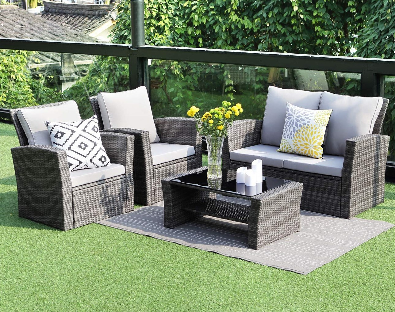 Best Outdoor Sectional Sofa Review | 2020 | Great Price ...