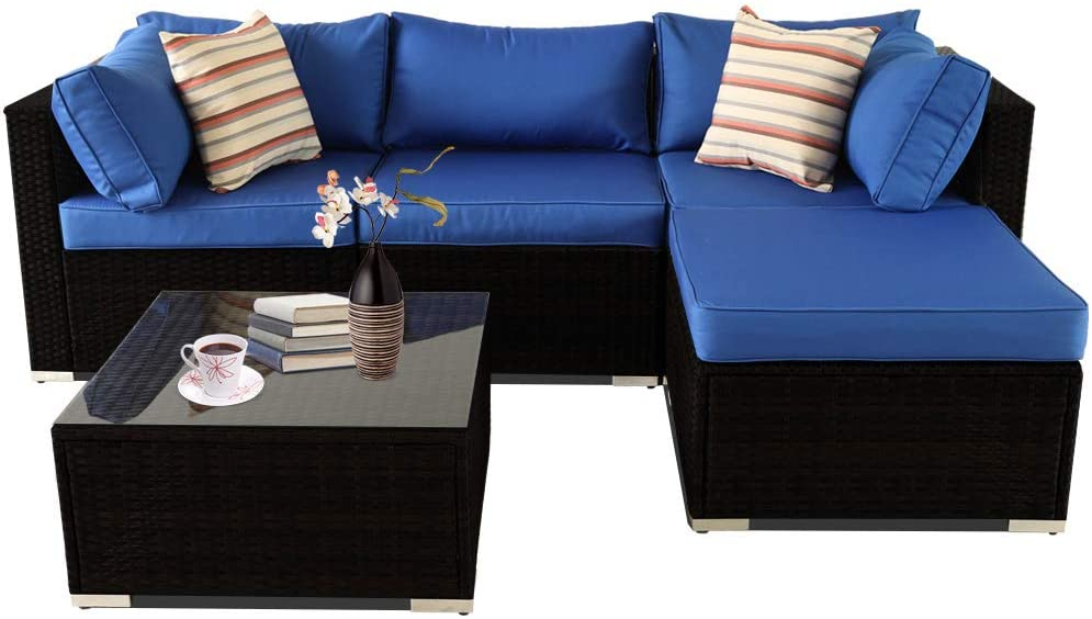 Outdoor Sectional Sofa